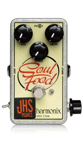JHS Electro-Harmonix Soul Food ''Meat & 3'' Mod by Jhs