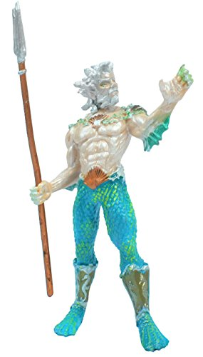 [Safari Ltd  Mythical Realms Poseidon] (Poseidon Greek God Costume)