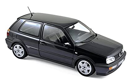 1996 Volkswagen Golf VR6 Purple Metallic 1/18 by Norev 188417