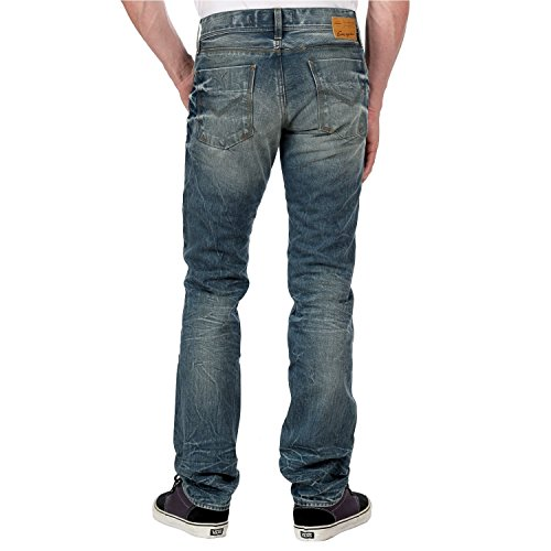Energie - Jeans - Homme Bleu F09950 Scratched Blue