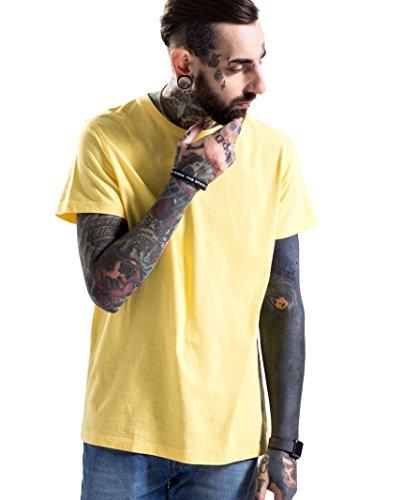 Xx Large Yellow T-shirt - 1