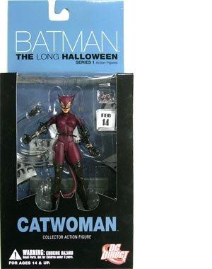 Batman The Long Halloween 1: Catwoman Action -