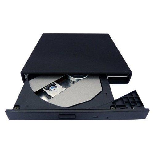 Acer Aspire CD-ROM Drive - SODIAL(R) USB 2.0 External Slim CD-ROM Drive for Acer Aspire Black