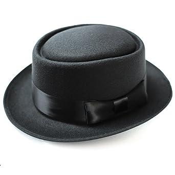 Heisenberg Bad Walter Noir Breaking Costume White Cosplay Chapeau Y76vbfgy