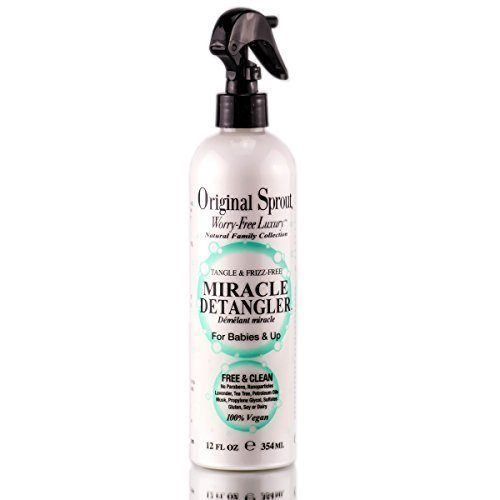 Original Sprout Miracle Detangler, 12 oz by Original Little Sprout by D'Organiques