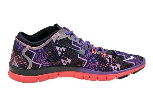 Nike  Free 5.0 Training Fit 4 - Zapatillas de running para Mujer Viola(Purple)