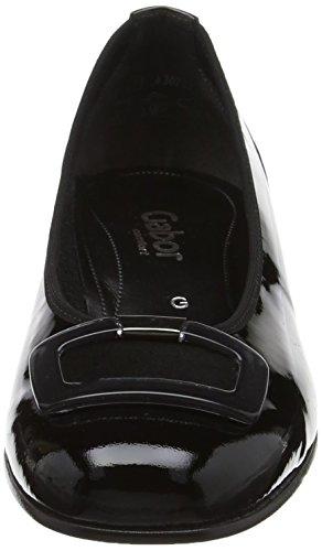 Mujer Bailarinas 66 103 Negro 97 Schwarz Shoes Gabor q4Itxw7t