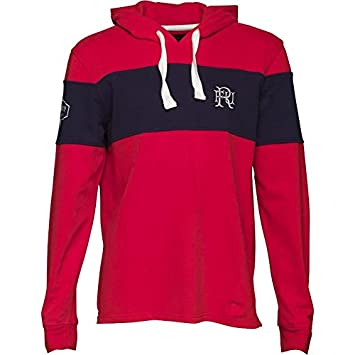 Front Up Rugby Hombre Fowler Over The Head Sudaderas con Capucha (L Chest 109-115cm): Amazon.es: Deportes y aire libre