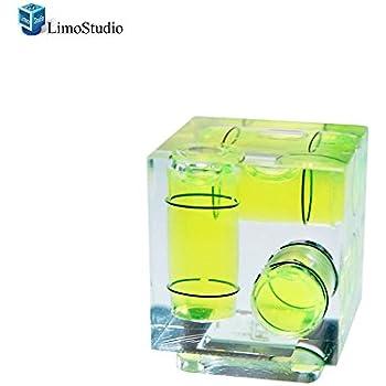 LensCoat 3 Axis Hot Shoe Bubble Level camera