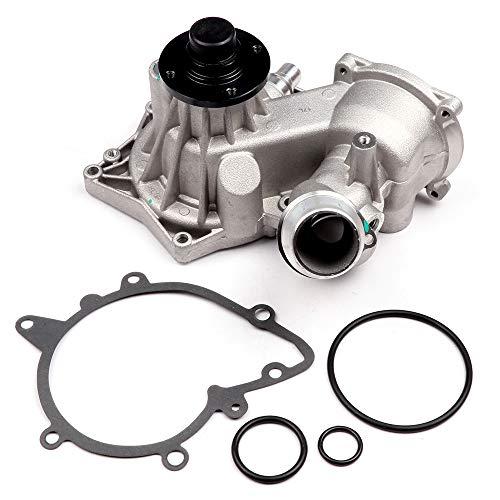 Bmw 540i Water Pump - ECCPP Gaskets Water Pump for BMW E38 E39 E53 X5 740i 540i Land Rover Ranger 4.4L 4.6L 4.8L V8