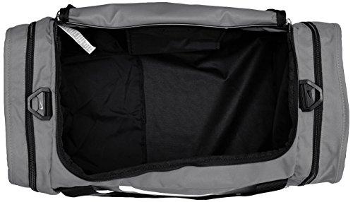 951a9e2460 Nike Brasilia 6 Medium Duffel, Borsone da calcio, Grigio  (Grey/Black/White), 61 x 30 x 31 cm: Amazon.it: Sport e tempo libero