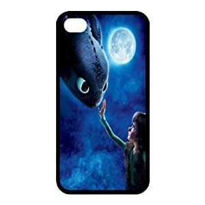 Customize How To Train Your Dragon Back Case for iphone 4,4S JN4S-1092 by runtopwell