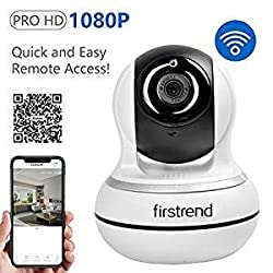 Image of the product IP Camera Firstrend 1080P that is listed on the catalogue brand of firstrend.