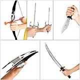 Liberty Imports Ninja Warrior Bow and Arrow Archery