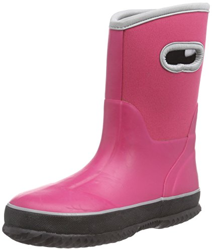 Icepeak WALLY Unisex-Kinder Halbschaft Gummistiefel Violett (PURPLE 780)