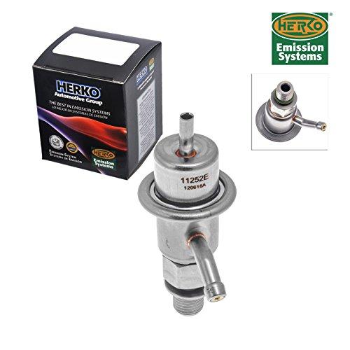 AD Auto Parts New Herko Fuel Pressure Regulator PR4134 for Toyota L4-2.4L 1987-1995 ()