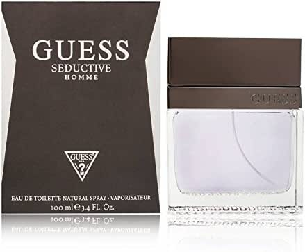Guess Seductive Men Edt Spray, 3.4 Fl. Oz