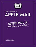 Take Control of Apple Mail Front Cover
