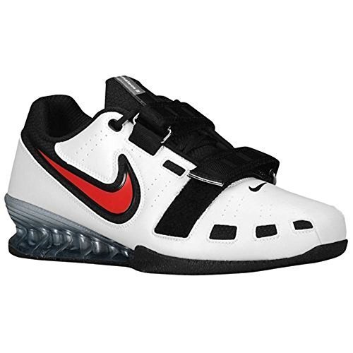 NIKE Romaleos II Power Lifting Shoes - Volt/Sequoia (4)