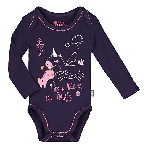 Lot de 2 bodies manches longues bébé fille Lili - Taille - 6 mois (68 cm)   Amazon.fr  Bébés   Puériculture 9590066a054