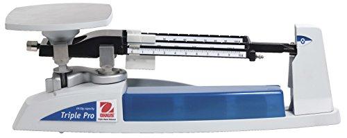 Ohaus Triple Pro Mechanical Triple Beam Balance, 2610g Capacity, 0.1g Readability