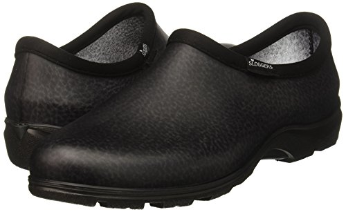 Sloggers Men's Waterproof Shoe with Comfort Insole, Black, Size 11, Style 5301BK11 - Image 5