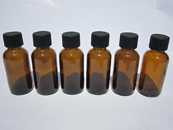 Boston Round Bottles, 1 oz. Pack of 12
