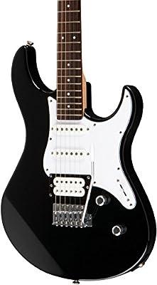 Yamaha Pacifica Series PAC112J Electric Guitar; Black
