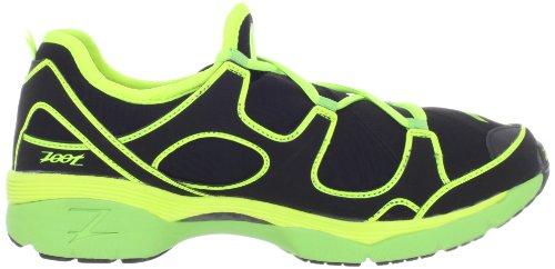 Zoot Mens Ultra Kalani 3.0 Chaussure De Course Noir / Sécurité Flash Jaune / Vert