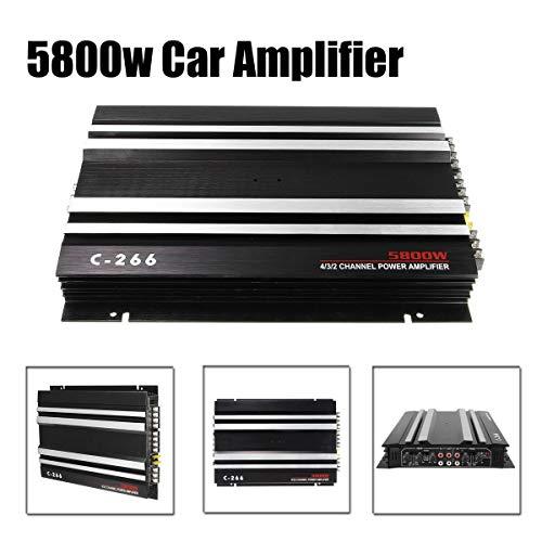 Buy small powerful car amplifier
