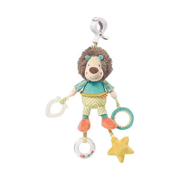 Babysun - Doudou d'Activités Lion Funky Friends 1