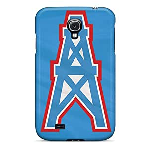 New Style Rlbennett Hard Case Cover For Galaxy S4- Tennessee Titans