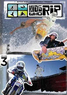 Kid's Who Rip Volume 3 DVD