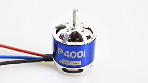 Tomcat P4001 TC-P-2812-KV750 Brushless Outrunner 750KV Motor for Park Fly 400 RC Model Airplanes