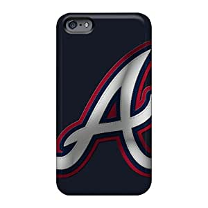 Apple Iphone 6 PRS718bFDx Customized Attractive Atlanta Braves Skin High Quality Cell-phone Hard Cover -aimeilimobile99