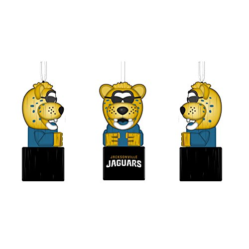 Evergreen NFL Jacksonville Jaguars Tiki Design, Team Colors, One Size