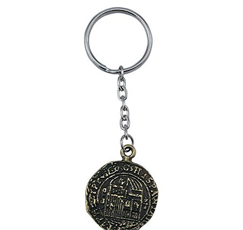 DOUBLOON KEYCHAIN, Case of 72