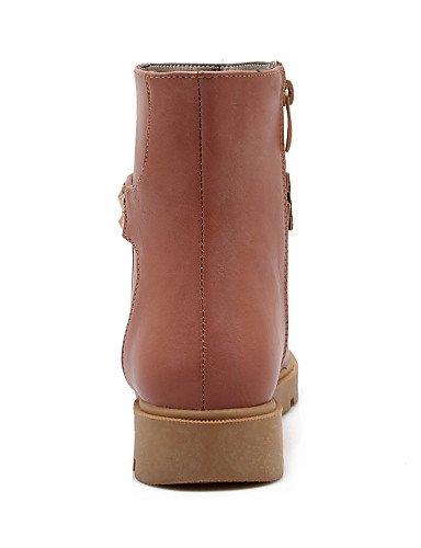 Schuhe Plattform Stiefel Damen Stiefelette Schuhe Damen Citior Beute SqxY5wXXz