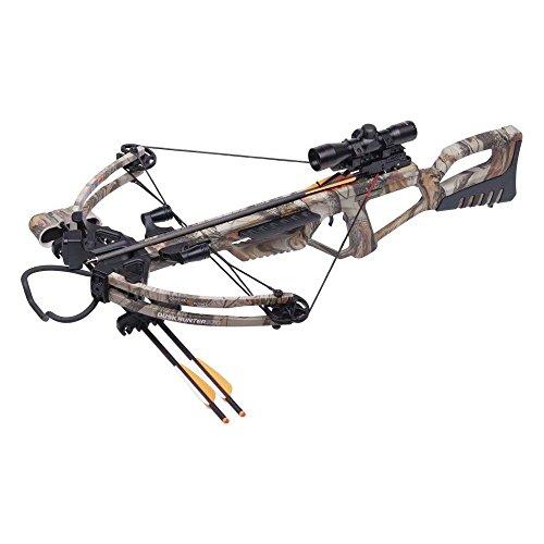 CenterPoint Dusk Hunter 370- Crossbow Package