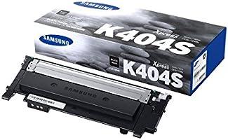 Samsung CLT-K404S/XAX Toner, color Negro