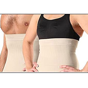 f4586370f0 Cpixen Slimming Half Body shaper Tummy Tucker for Men and Women  Amazon.in   Clothing   Accessories