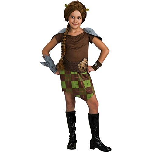 [Princess Fiona Warrior Costume - Small] (Warrior Fiona Costumes)