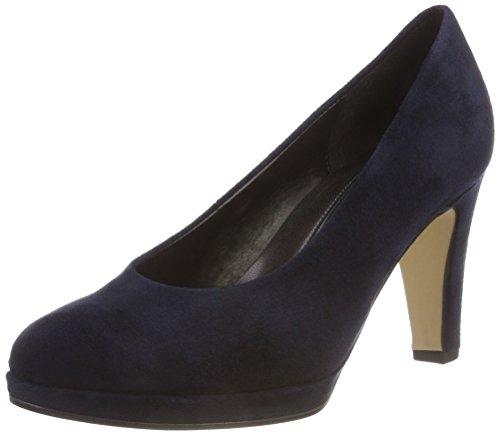 46 river Tacco Blu Donna Con Fashion Gabor Scarpe qA0xg