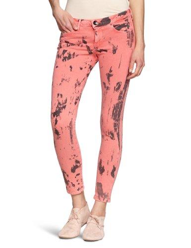 Pepe Jeans Para Skinny Pantalón Mujer Coral Lt rrqwOz