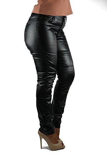 YOURCANDYSHOP.DE - Pantalón - para mujer negro