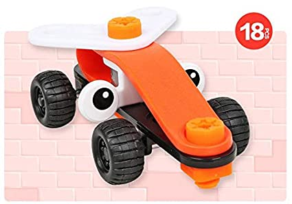 Best Toys For 12 Years : Amazon.com: afu build and play toy set assembled puzzle toys