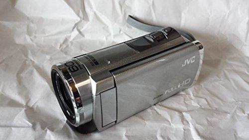 JVC ビクター ビデオカメラ Everio エブリオ GZ-HM199 (ホワイト)