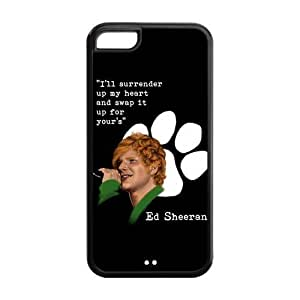 Customize Famous Singer Ed Sheeran Back Cover Case for iphone 6 plus (5.5) Protect Your Phone Designed by HnW Accessories