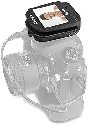 Aputure Gigtube Digital Viewfinder Monitor LCD para fijación a ...