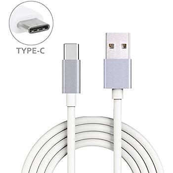Amazon Com Lg G6 Compatible White 10ft Long Type C Cable
